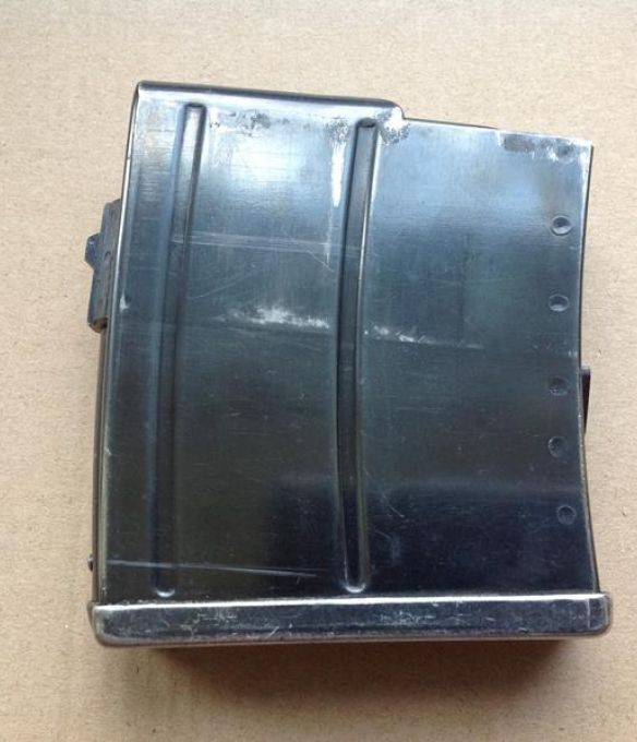 Ljungman AG 42 magazine Swedish WW2 EARLY RARE