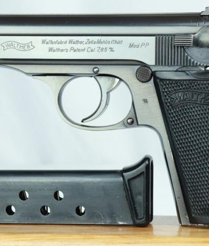 Walther PP / PPK