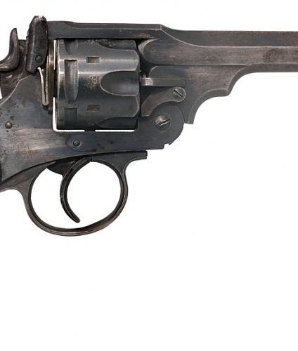 Webley Mk VI Revolver   BrunoMilitaria